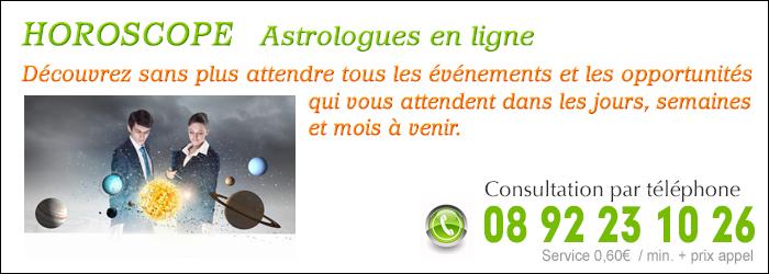 horoscope gratuit en ligne
